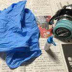 特殊撥水グリスDG-18(シマノ)でラインローラーをメンテしてみた